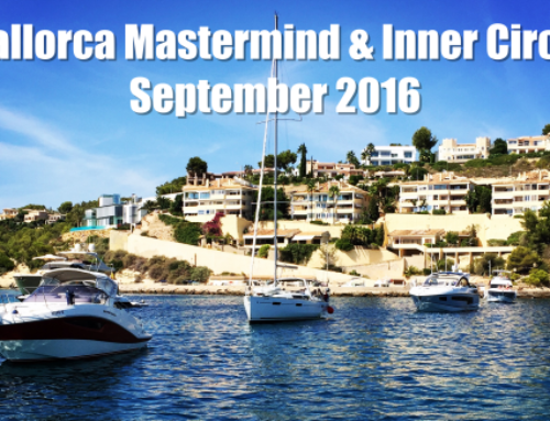 Mallorca Mastermind & Inner Circle September 2016