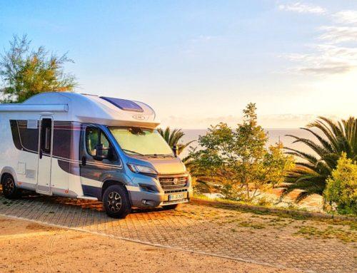 Camping mit dem Wohnmobil durch Spanien und Portugal