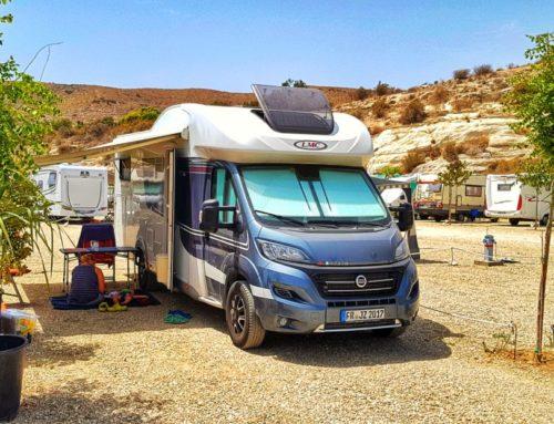 Camping mit dem Wohnmobil durch Spanien und Portugal Teil 3