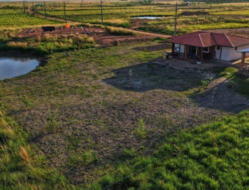 Update von unserem Grundstück und Haus in Paraguay